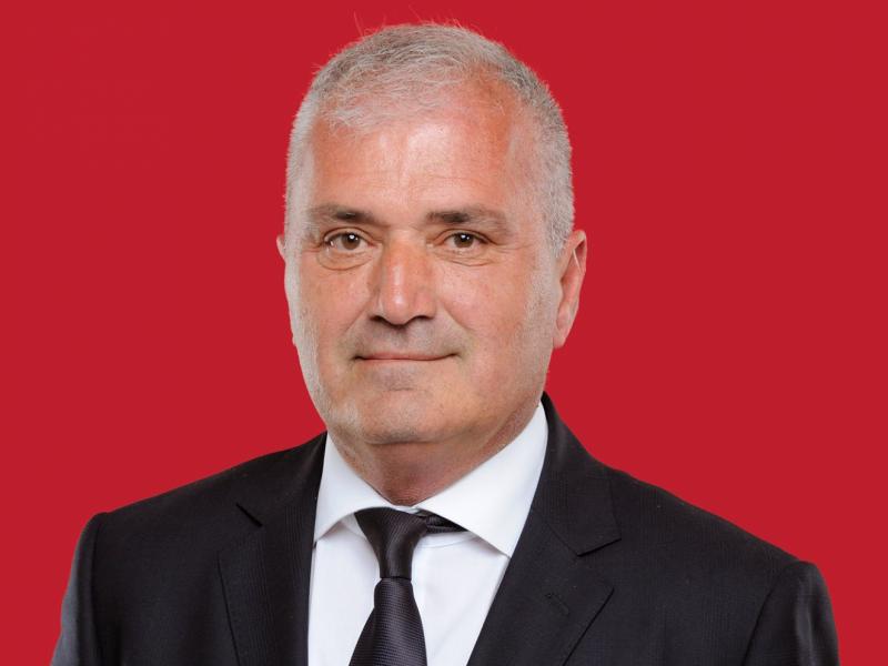 Constantin Dan Manu,<br />Președinte CpDR Sud Muntenia,<br />Președinte CJ Argeș