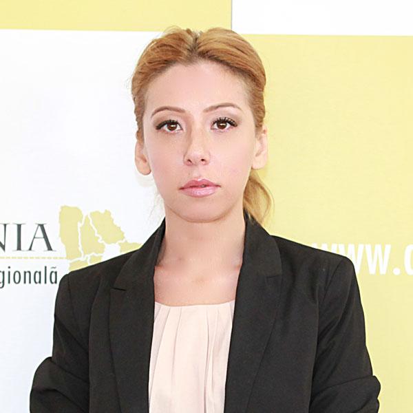 Anca Roxana Preda, Contabil