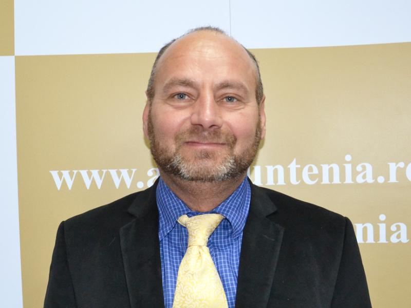 Constantin Belciu, Serviciul Administrativ