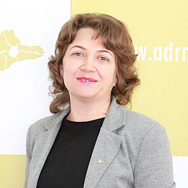 Cristina Radu, Șef Serviciu Comunicare
