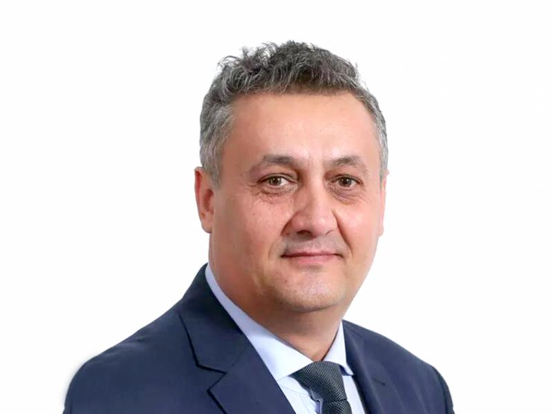 Alexandru Oprea,<br />Președinte CJ Dâmbovița