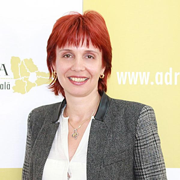 Gilda Niculescu, Șef Serviciu Dezvoltare