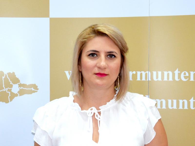 Mihaela Anăstase, Asistent registrator