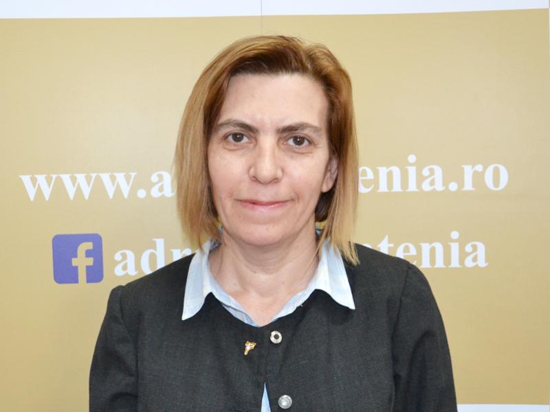 Niculina Stoica, Expert