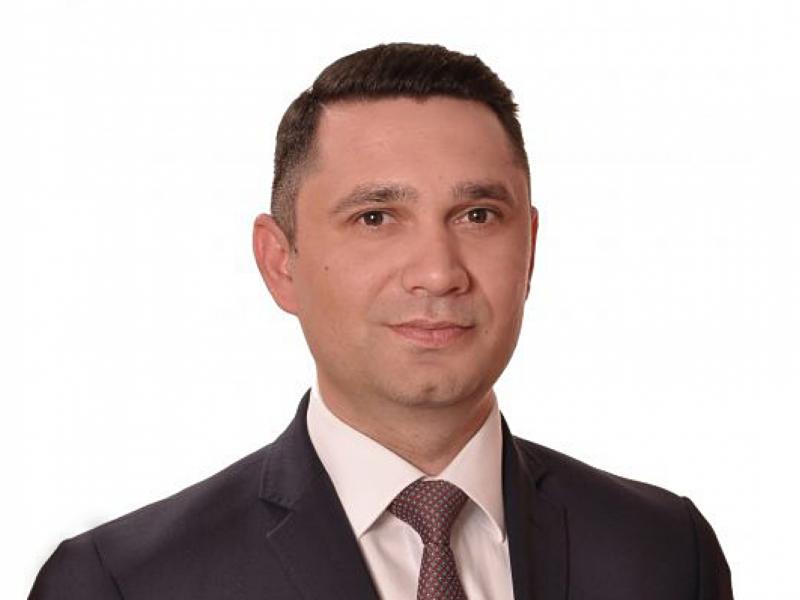 Bogdan Andrei Toader,<br />Președinte CJ Prahova