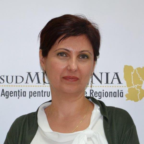 Rodica Iorga, Sef Serviciu Verificare Proiecte POR