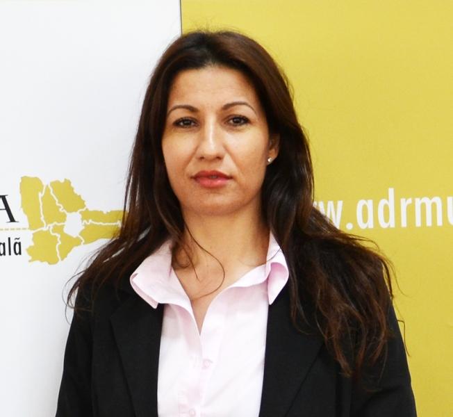 Simona Gabriela Cocuz, Expert