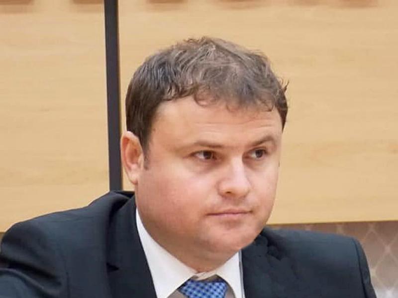 Ionel Dănuț Cristescu,<br />Președinte CJ Teleorman