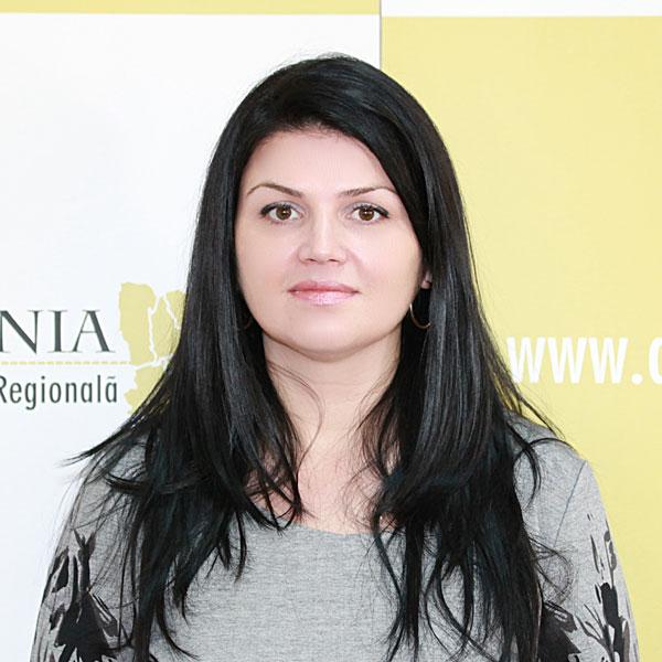 Victorina Dragu, Șef Serviciu financiar-contabil
