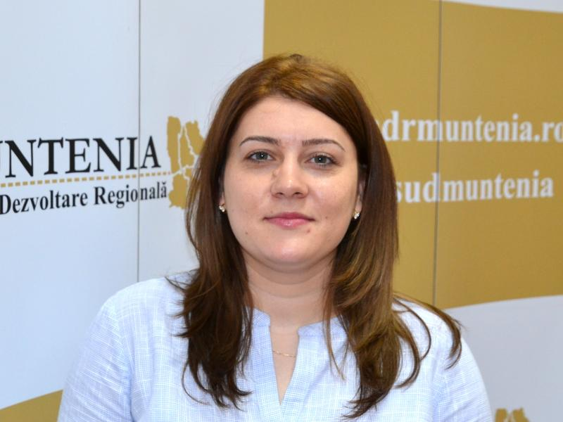Elena Mădălina Dobre, Economist