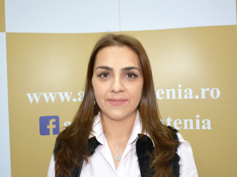 Alina Costinela Cercel, Expert