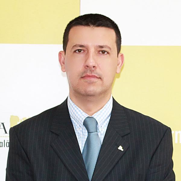 Aurelian Dabu, Sef Birou Control Financiar