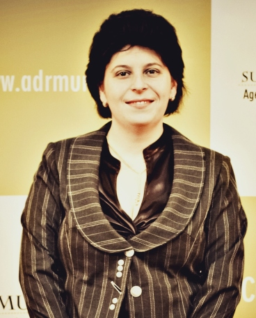 Gabriela Călin, Sef Birou Audit Intern