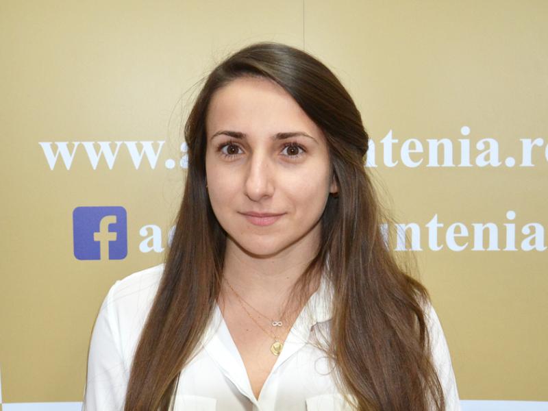 Carmen Mihaela Ion, Expert