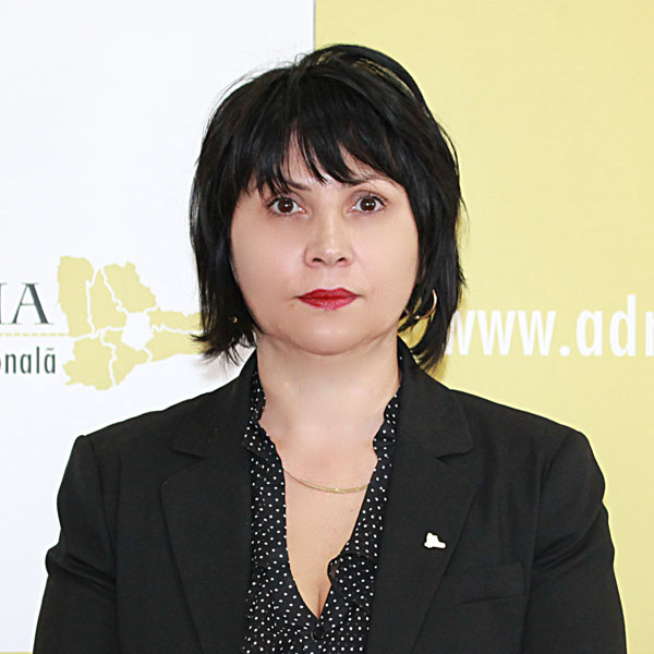 Carmen Munteanu, Expert