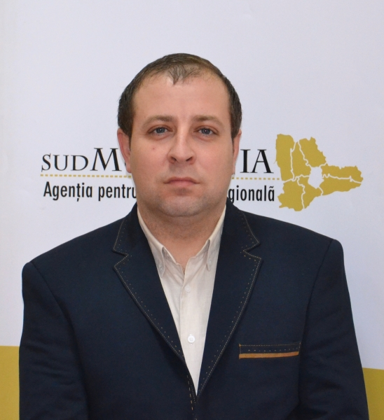 Constantin Greceanu, Serviciul Administrativ