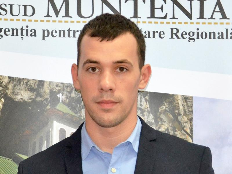 Cristian George Ioniță, Expert