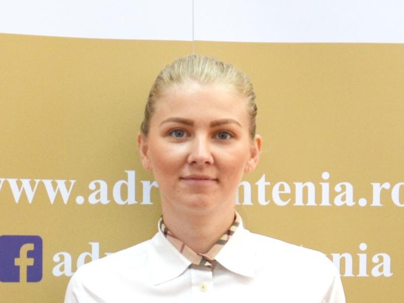Diana Raluca Alexandru, Expert