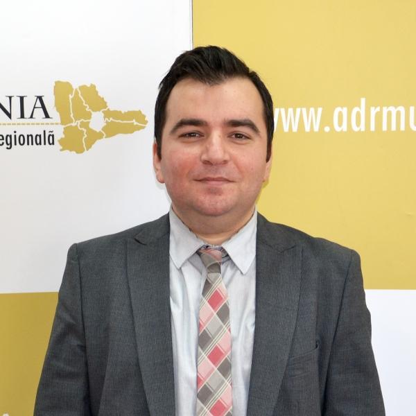 Sorin Ionuț Ștefan, Expert