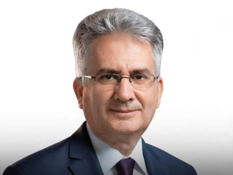 Dumitru Beianu,<br />Președinte CJ Giurgiu
