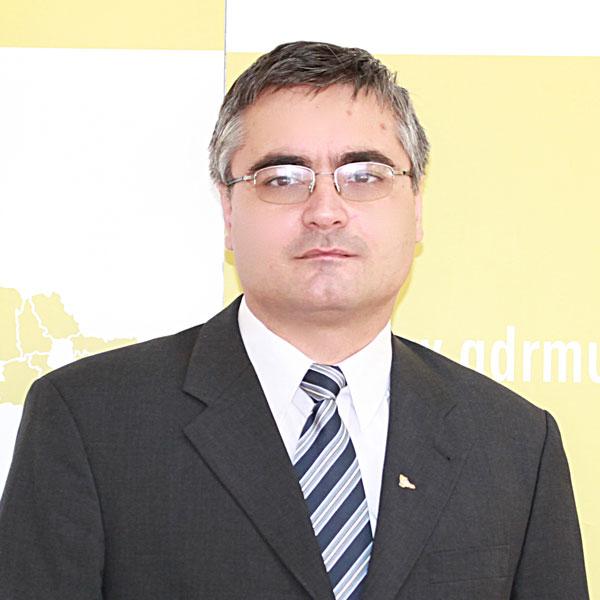 Felix Ezaru, Șef Compartiment SMIS și IT POR