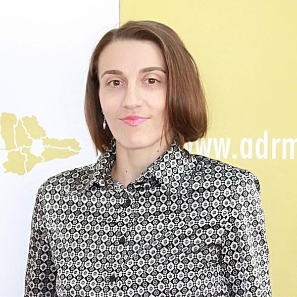 Florina Rășcanu, Expert