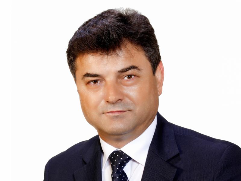 Victor Moraru,<br />Vicepreședinte CpDR Sud Muntenia,<br />Președinte CJ Ialomița