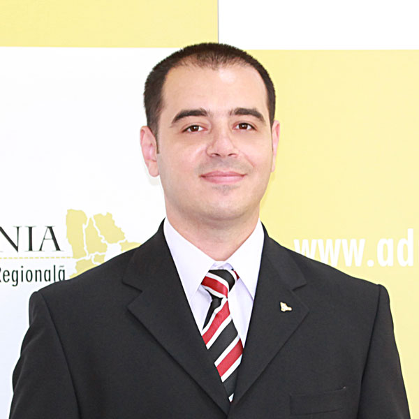 Ionuț Popa, Șef Birou Comunicare