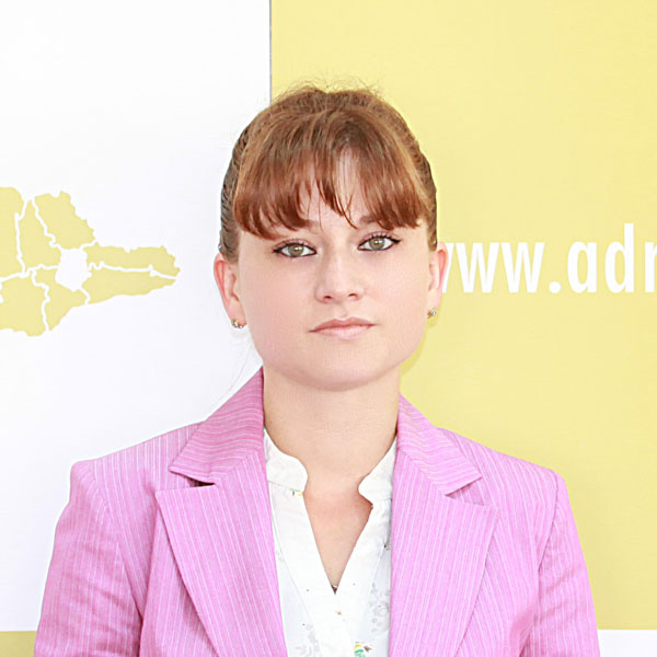 Marilena Greceanu, Serviciul Administrativ