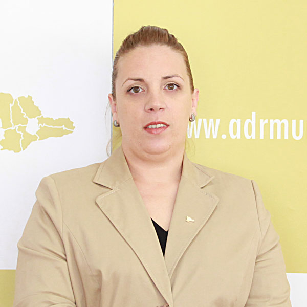 Alina Raluca Cristache, Șef Serviciu Organism Intermediar POS CCE