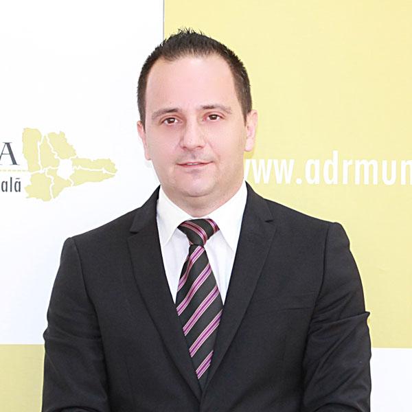 Sergiu Manole, Șef Birou Monitorizare Proiecte POS CCE