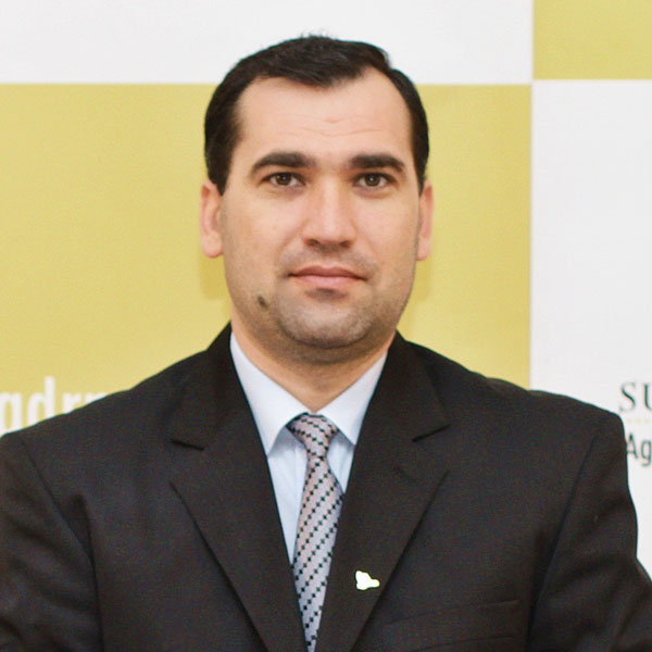 Vasilică Ruse, Biroul Administrativ