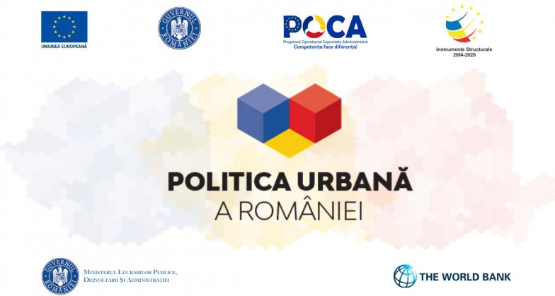 Politica Urbană a României, ghidul tău pentru orașe sustenabile!