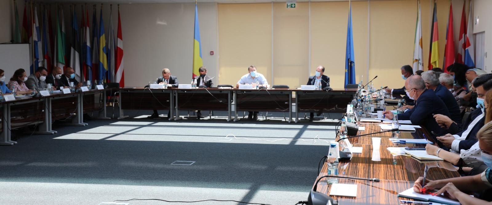 Întâlnire de lucru privind descentralizarea și gestionarea Programelor Operaționale Regionale